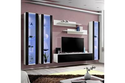Meuble Tv Paris Prix Meuble Tv Mural Design Quot Fly Ii Quot 310cm