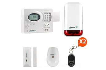 ST III   Alarme maison sans fil Kit 1B  MD 329R