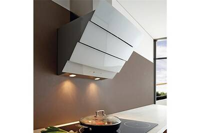 Hotte décorative murale Silverline Hotte cuisine murale Silverline on