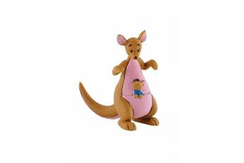 Figurines personnages Bullyland-disney Figurine disney winnie l'ourson - maman gourou avec bébé - bullyland 12323