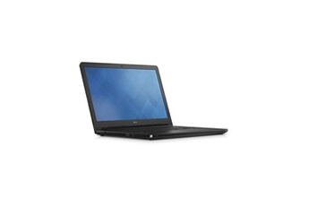 Dell Dell pc portable vostro 15 3568 - 15.6 1366 x 768 (hd) - 4 go de ram - core i3 6006u / 2 ghz - 500 go hdd - win 10 - noir