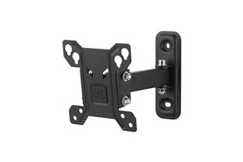 Support TV avec Bras One For All WM 2140/41 13- 27 Noir