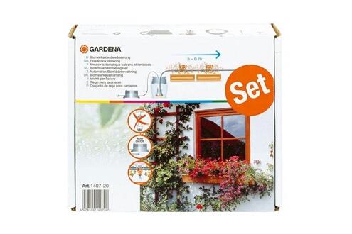 Gardena Arrosoir automatique balcons et terrasses gardena 1407-20