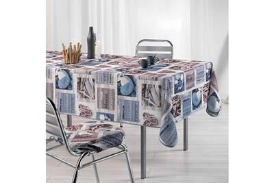 Nappe De Table 150x240cm Atlantis