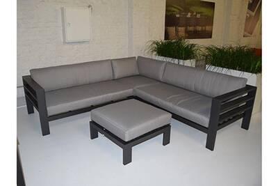 Ensemble table et chaise de jardin Gecko Jardin Salon d\'angle de ...
