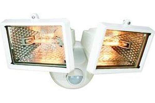 Lampes et veilleuses Double projecteur éco pour sécurité - elro - es120-2w Elro