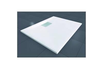 Receveur de salle de bain kinedo kinedo receveur douche rectangle blanc kinesurf 90 x 70 darty - Receveur de douche kinedo kinesurf ...