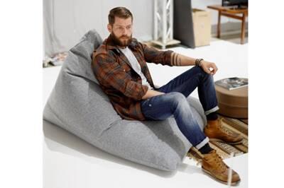 Design PoufPoire Pouf Innovation Soft Living Y67byfg