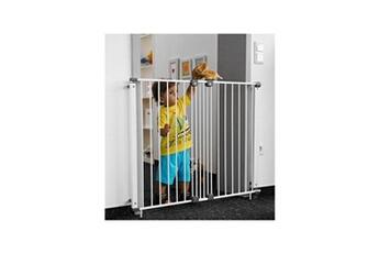 Barrière de sécurité bébé Geuther Geuther barriere de sécurité en métal purelock a percer 61-68,5 - 96-107 cm