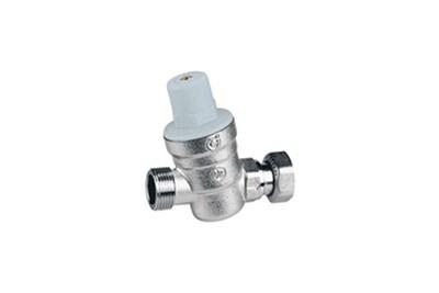 """Accessoires chauffage central Caleffi Réducteur de pression spécial groupe de sécurité - M 3/4"""" - tournant 3/4"""" CALEFFI R5331"""