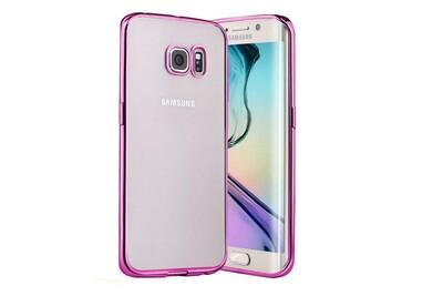 Vshop ® samsung galaxy a5 2016 coque housse etui, samsung galaxy rose coque en silicone, gel souple coque transparent housse, silicone etui de ...