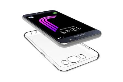 coque galaxy j7 2016 transparente
