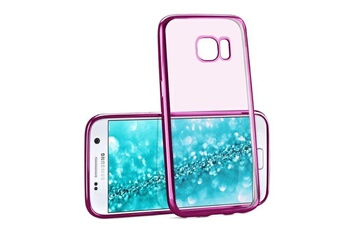 coque galaxy s7 silicone couleur