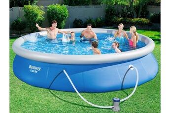 Tout le choix darty en piscine gonflable darty for Sur quoi poser une piscine tubulaire