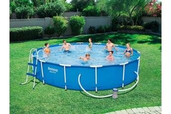 Tout le choix darty en piscine et baln o de marque bestway darty - Piscine tubulaire bestway le havre ...