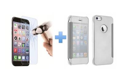 coque iphone 7 vitre protection