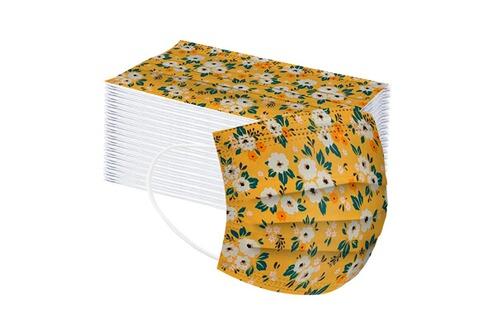 Canapé fixe Kaligrafik Canapé scandinave avec pieds cuivrés en tissu rose pastel tack - 3 places
