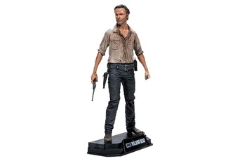 Figurines personnages Mcfarlane Toys The Walking Dead - Figurine Color Tops Rick Grimes 18 cm