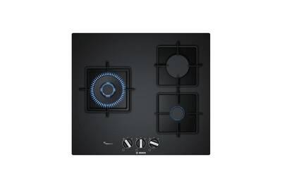 plaque gaz bosch bosch ppc6a6b10 table de cuisson gaz 3. Black Bedroom Furniture Sets. Home Design Ideas
