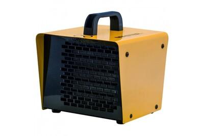 Radiateur à eau chaude Helloshop26 Appareil de chauffage électrique professionnel chantier atelier 2kw helloshop26 3902053