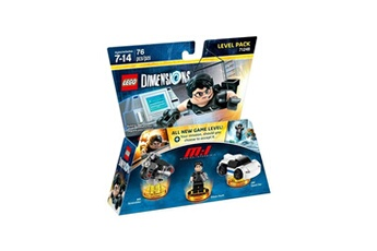 Figurine WARNER BROS Lego dimensions - aventure - mission impossible?