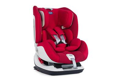 Siège Auto Groupe 1 - 2 - 3 Chicco Siège auto chicco seat-up 012 - red 0ca4caf966de