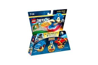 Figurine WARNER BROS Lego dimensions - pack aventure - sonic?