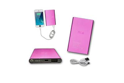 Accessoires t l phone ph26 batterie usb externe de secours - Darty batterie externe ...