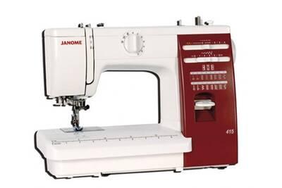 Machine A Coudre Janome Machine à Coudre Janome 415 Darty