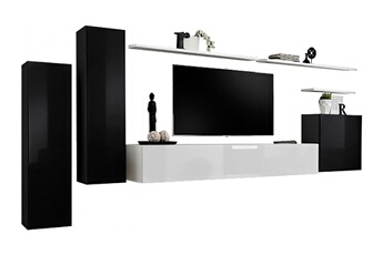 meuble tv comforium ensemble ultra design - Meuble Tv Ultra Design