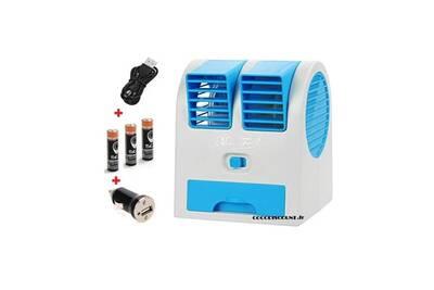 ventilateur dealstore mini climatiseur eau glacon. Black Bedroom Furniture Sets. Home Design Ideas