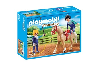 PLAYMOBIL 6933 - Voltigeuses et cheval