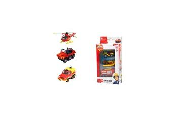 Autres jeux créatifs Dickie 203099629 dickie - sam le pompier - 3 pack - assortiment
