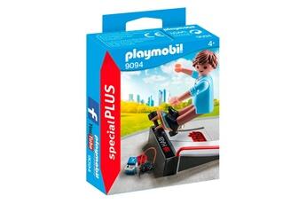 PLAYMOBIL 9094 - Skateur avec rampe