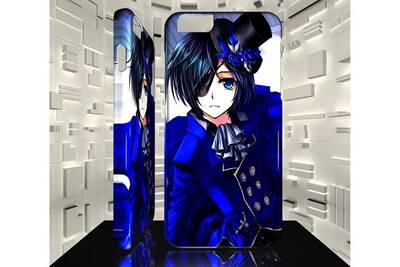 coque iphone 8 black butler