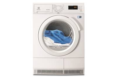 s che linge electrolux s che linge condensation avec pompe chaleur 60cm 7kg a blanc. Black Bedroom Furniture Sets. Home Design Ideas