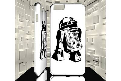 coque iphone 8 star wars r2d2