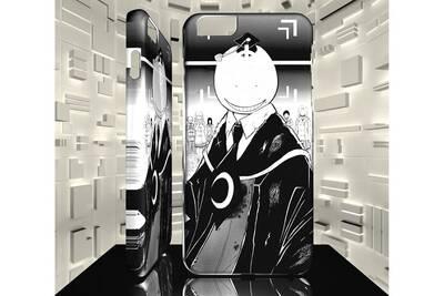 coque iphone 8 koro sensei