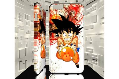 coque dbz iphone 7 plus