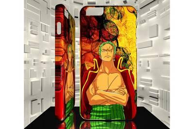 zoro one piece coque iphone 6