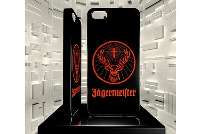 Coque pour iphone 5 5s jagermeister 02