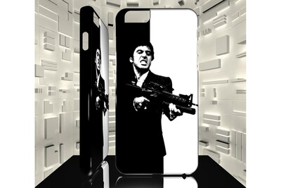 Coque design iphone 8 fif scarface 02