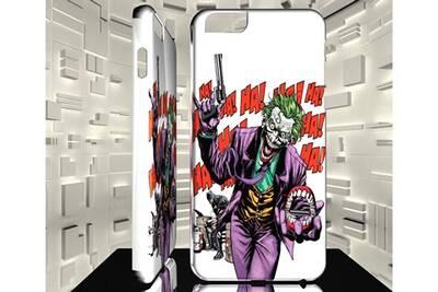 coque iphone 8 joker batman