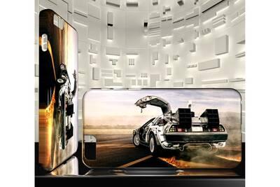 coque iphone 8 retour vers le futur