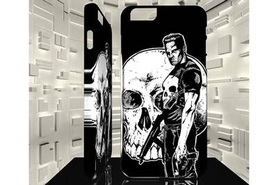 coque punisher iphone 8