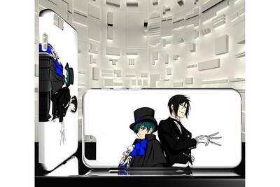 coque iphone 6 black butler