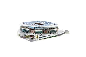 Puzzles Mega Bleu Puzzle 3d 108 pièces : stade de foot : emirates stadium (arsenal)