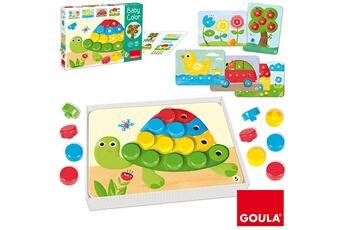 Jeux ludo éducatifs Goula Baby color : apprendre les couleurs