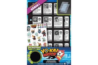 Jeux en famille Hasbro Yo-kaï watch : pages pour album medallium yo-motion série i