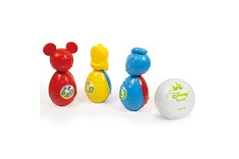 Jouets premier âge CLEMENTONI Bowling disney